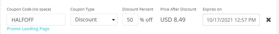 audiobook discount